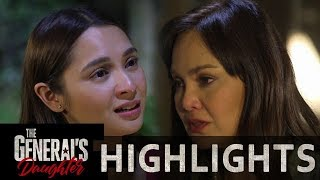 Corazon defends Rhian from Jessie | The General's Daughter (With Engl Subs)