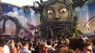 New Avicii Enough is Enough (Don't Give Up On Us) at Tomorrowland 2011