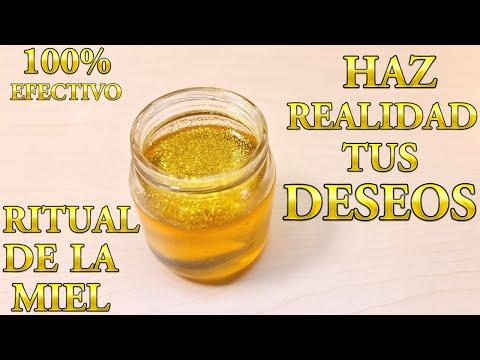 HAZ REALIDAD TODOS TUS DESEOS Ritual de la miel Cumple todos tus deseo Ritual fácil y efectivo