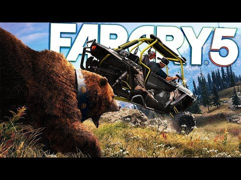 Far Cry 5 Walkthrough Crazy Larry Parker Aliens In Farcry 5 Funny Moments By Draegast Game Video Walkthroughs