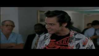 Ace Ventura: Pet Detective: I Have Exorcised The Demons.