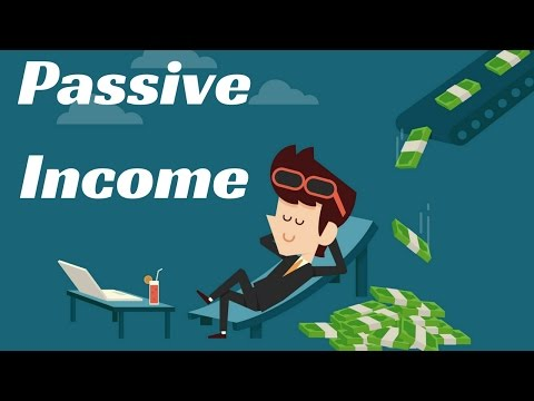 How To Make Passive Income – AKA Recurring Revenue
