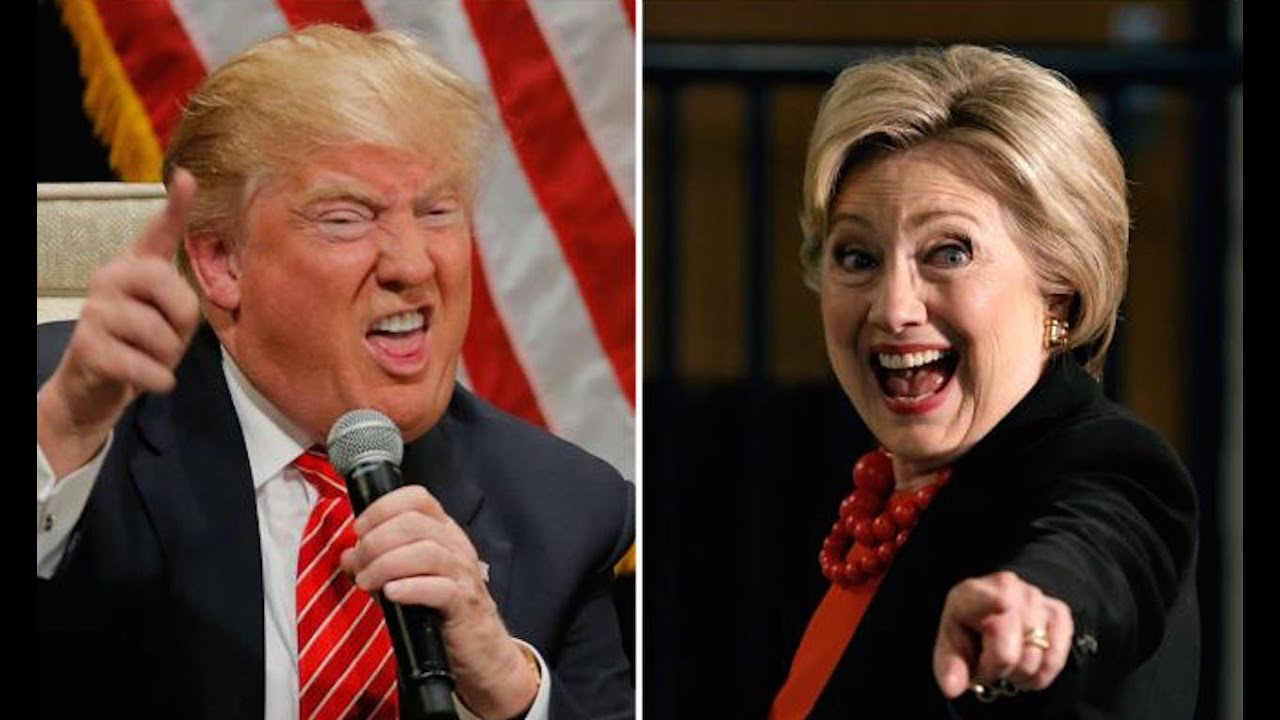 Trump Vs. Hillary: The Most Negative Campaign Of All Time? thumbnail