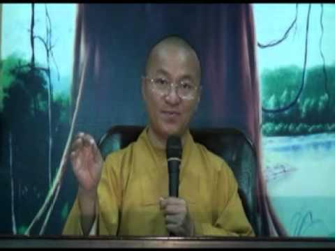 Kinh Di Giáo 05: Chuyển hóa thói cao ngạo và dua nịnh (08/04/2012)