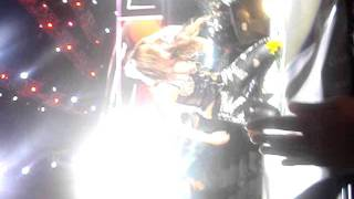 Gypsy Heart Tour à Mexico - Scars Performance - 26/05/11