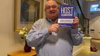 The Host Leadership Field Book is out!