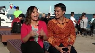 Remarkable Indonesia Fair di Chicago