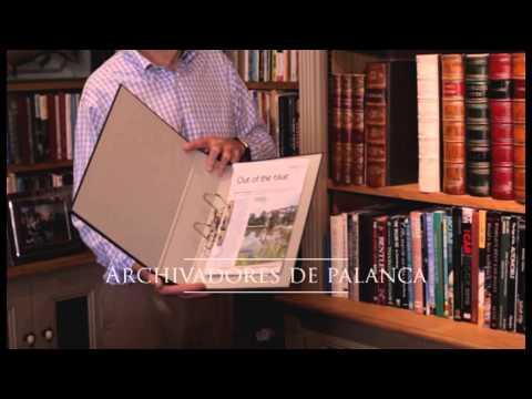 Almacenamiento de oficina con libros falsos de Original Book Works