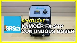 Dose your tank 24hrs with the continuous duty Kamoer FX-STP - BRStv