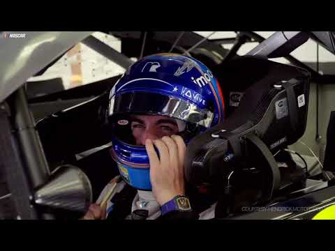 Highlights from Jimmie Johnson, Fernando Alonso ride swap
