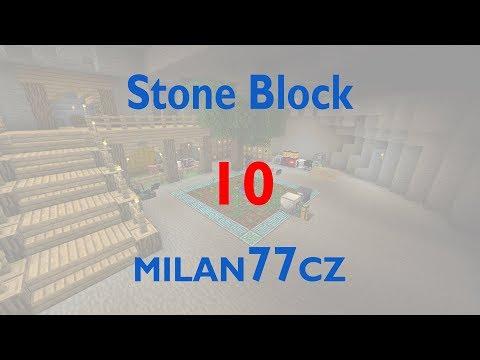 Stone Block - E10   Upgrade Mob Farmy  