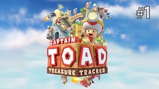 Twitch Livestream   Captain Toad: Treasure Tracker Part 1 [Switch]