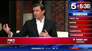 Phillip Stutts Reveals Political Solutions From Fire Them Now | FOX 5