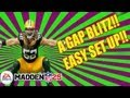 "Madden 25 "" EASY A GAP BLITZ "" 52 Pinch New ..."