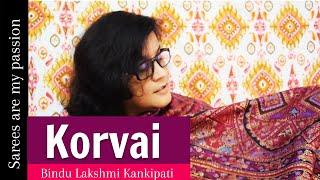90 Niche Korvai Kanchipuram Pattu Saree by Bindu Lakshmi Kankipati | Sarees are my passion