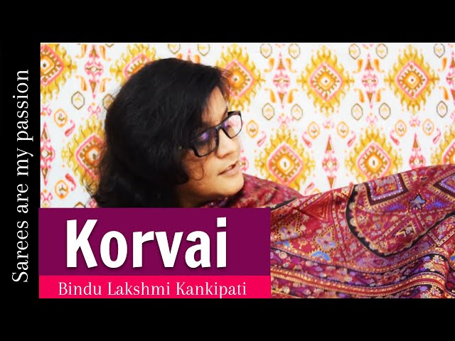 90 Niche Korvai Kanchipuram Pattu Saree by Bindu Lakshmi Kankipati | Sarees are my passion