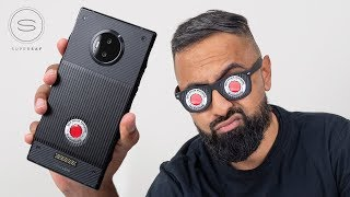 RED Hydrogen One Unboxing