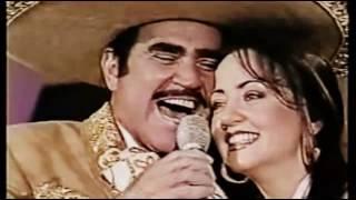 Vicente fernández - Entre el amor y yo ..... en vivo