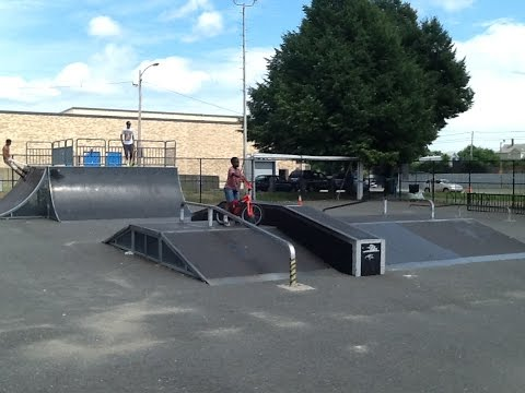 Skatepark Tours: Lynn, MA