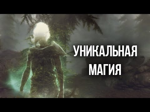 Skyrim УНИКАЛЬНОЕ ЗАКЛИНАНИЕ
