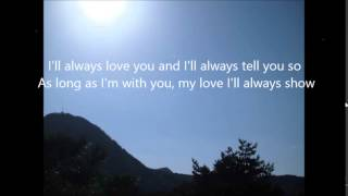 My Love I'll Always Show (Stryper Cover)(Vocaloid2)