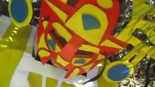 Video Folkolorit - Nafukovací les