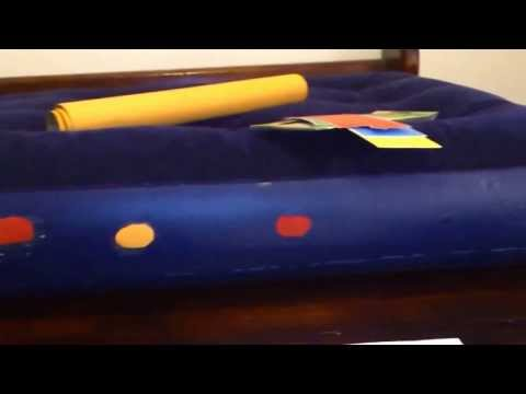 Glue repairs for PVC rafts and liloing vinyl airbeds - overview