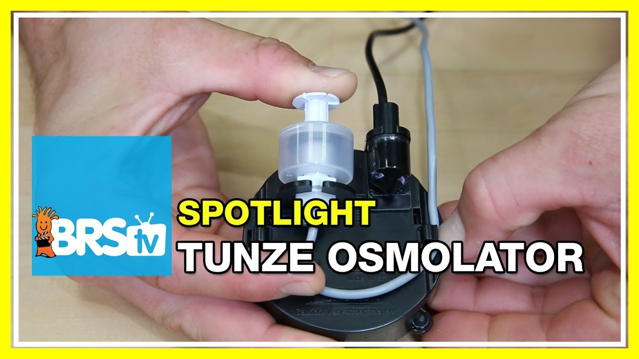 Spotlight on the Tunze Osmolator 3155 Auto Top Off (ATO) | BRStv