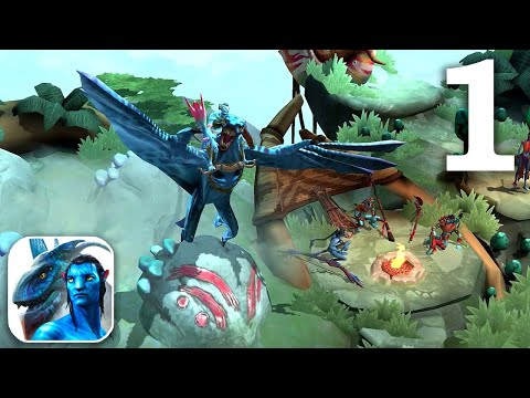 Avatar: Pandora Rising Gameplay Walkthrough (Android, iOS) - Part 1