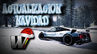La Navidad llega a The World is Ours! - SoapBox Race World (NFS World)