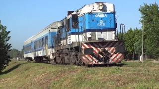 preview picture of video 'ALCO RSD 39 652 en cercanías de Mariano Acosta (06-02-2013)'