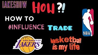HOW TO INFLUENCE TRADE OR FREE AGENCY IN NBA 2k20 MYCAREER DURING FIRST YEAR