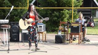 Tam kde sa neumiera - Zuzana Smatanová - SingAndRock 2013 Session 1