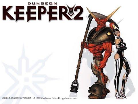 Обзор игры: Dungeon Keeper 2. (1999) (Хранитель подземелий 2).