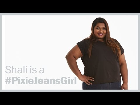 Shali Loves Wide Leg Jeans – Are You A #PixieJeansGirl?