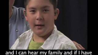 Hearing Aids Help - Just Like Landon Wants To