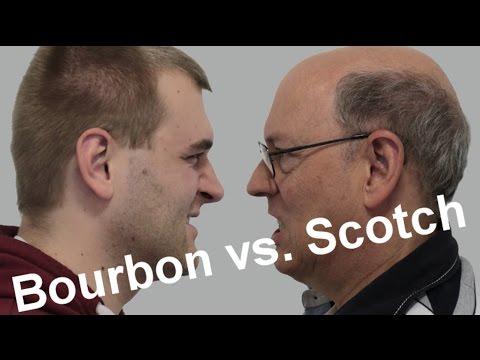 Whisky Diskussion: Bourbon vs. Scotch