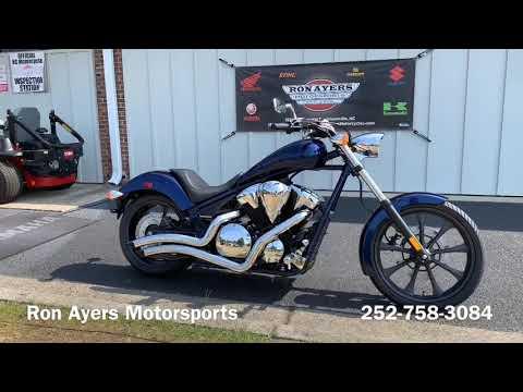 2019 Honda Fury in Greenville, North Carolina - Video 1