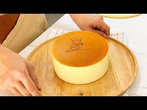 Fluffy Japanese Cheesecake