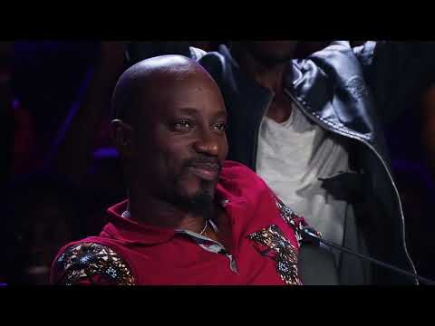 David Kagwe beat boxes his way to the next round | East Africa's Got Talent