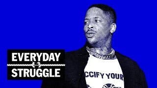 Everyday Struggle - YG Pulls Up to Talk 'Stay Dangerous,' Madden Drama, New Projects