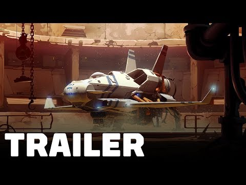 Trailer de Rebel Galaxy Outlaw
