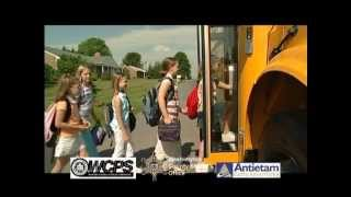 School Bus Stop Stranger Danger