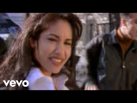 Selena - Donde Quiera Que Estes (Official Music Video)