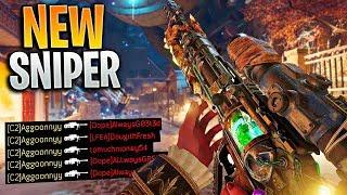 The New BEST Sniper On BO4!!