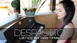 קאבר פסנתר חדש בערוץ שלי - Despacito
