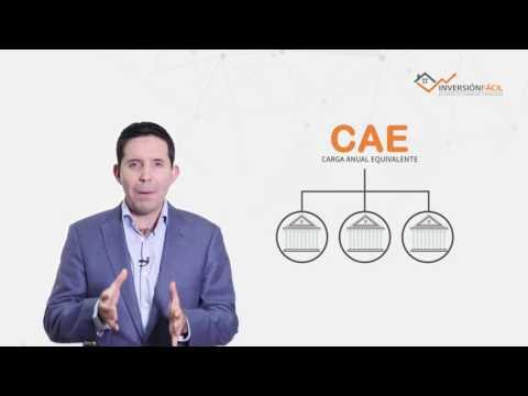 ¿Qué es el CAE y para qué me sirve?