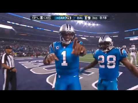 Carolina Panthers Dance | Blanco Brown - The Git Up