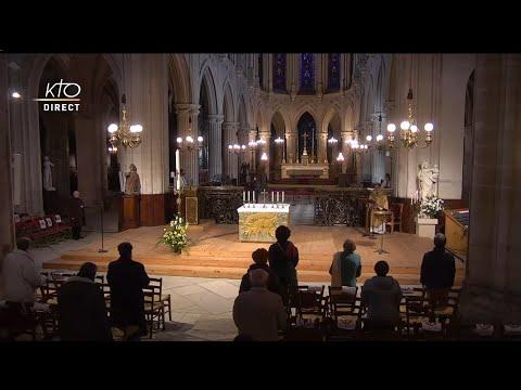 Messe du 9 avril 2021 à Saint-Germain-l'Auxerrois