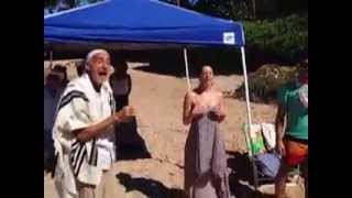 9 5 13 Rosh Hashanah Maui Rabbi Natan Segal day raw